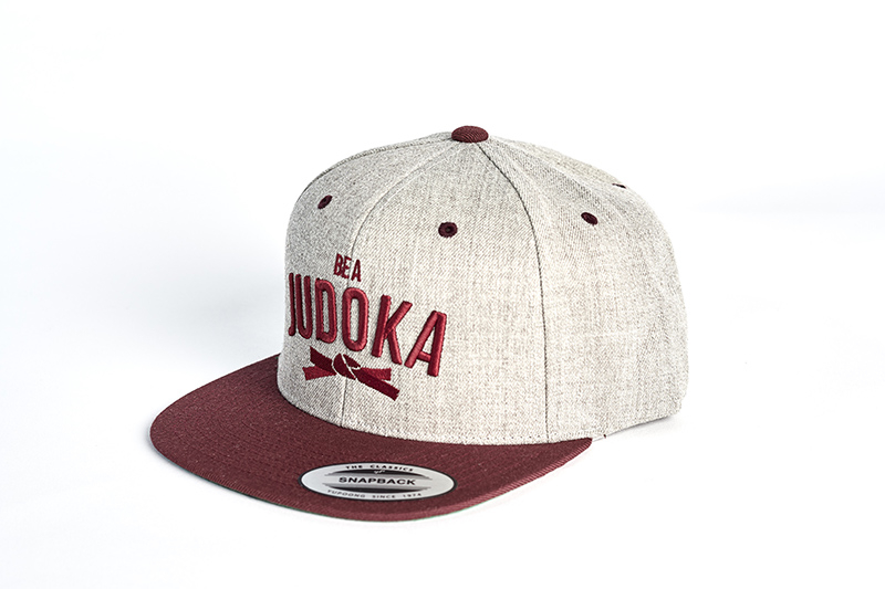 6089M__Judo___IPPON_GEAR_Snapback_Cap_heather_maroon_1.jpg