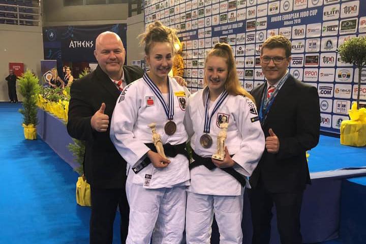 EJU-Judo-Junior-European-Cup-Athens-2019-Austria-Team1
