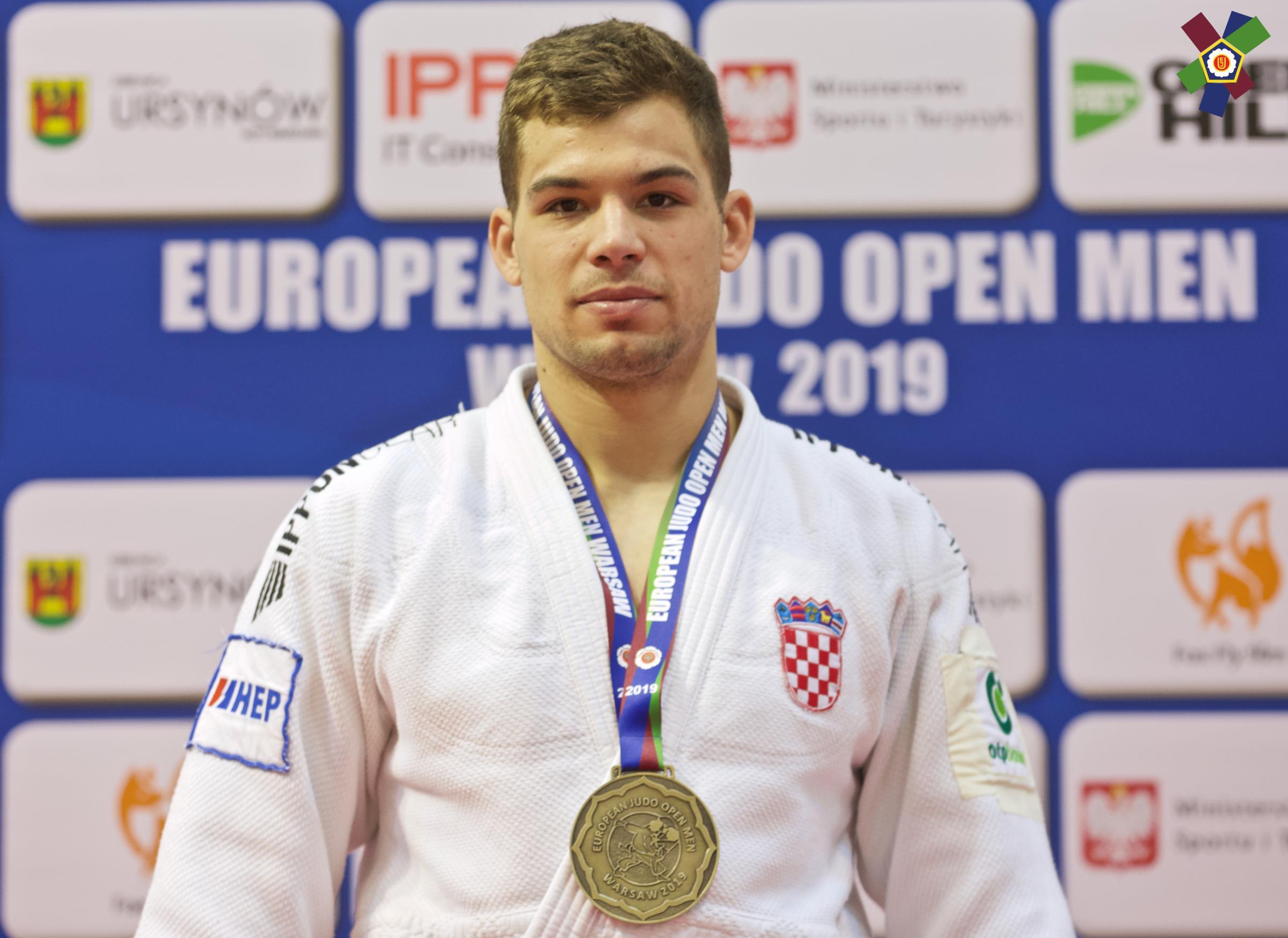 Judo-European-Open-Warsaw-2019-Druzeta-Dominik-Croatia-81-kg-Portait