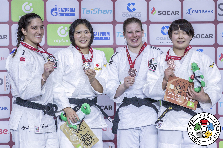 Judo-Grand-slam-Ekaterinburg-Russia-2019-Graf-Bernadette-Austria-78-kg-Bronze
