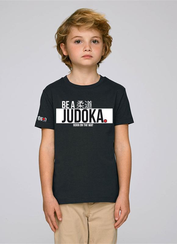 JIAPP12___IPPON_GEAR_T_Shirt_Be_A_Judoka_K_schwarz_back.jpg