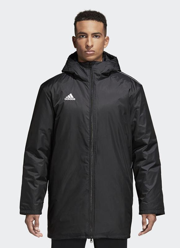 Adidas 18 Stadium Jacket Core Xxl k8nP0XwO