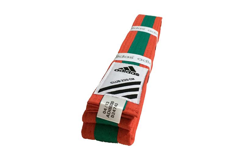 ADIB220_ZF_adidas_Club_Guertel_zweifarbig_orange_gruen_adidas_Club_Belt_two_colored_orange_green.jpg