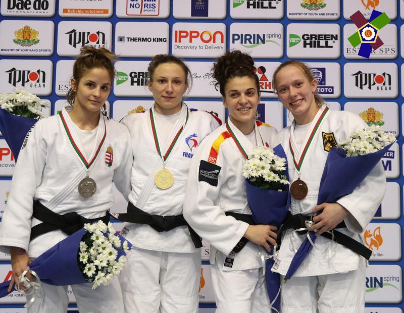 European-open-Sofia-2019-Szabo-Katinka-52-kg-Hungary-bronze-medal
